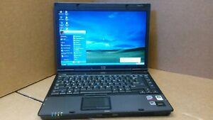 HP Compaq 6910p Laptop Core 2 Duo 2.2GHz 2GB Ram 120GB HDD WIFI XP Ready ATI