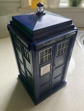 """More details for doctor who battery 8"""" operated flight control tardis"""