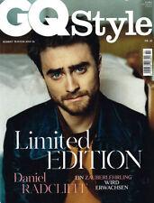 September Quarterly GQ Magazines