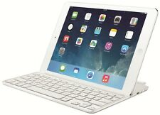 Logitech Ultrathin magnetic clip-on Keyboard Cover blanco para iPad Air 920-005520