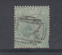 Mauritius Seychelles QV 1863 6d SGZ23 Fine Used Cat £80 J5855