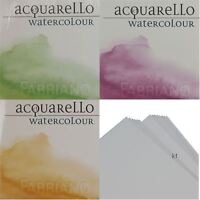 Fabriano Artistico Watercolour Paper 640 300 200gsm sheets Surfaces CP Hot press