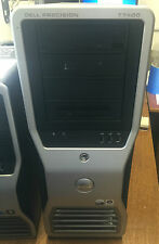 Dell precision t7400 workstation 2x xeon quad e5405 12m cache, 2ghz 4gb fx4600