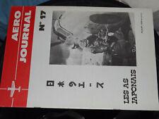 26$$ Magazine Aero Journal Series 1 no.17 ACEs Japanese Sakai Hagiri Yoshida
