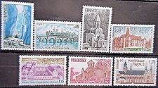 France 1978 Tourist Publicity Set. MNH.