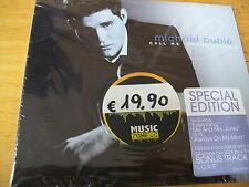 MICHAEL BUBLè CALL ME IRRESPONSIBLE CD SIGILLATO SPECIAL EDITION