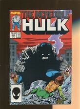 Incredible Hulk 333 NM 9.4 *1 Book* Quality of Life! David & McFarlane