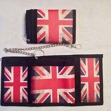 Porte monnaie Anglais / UK / Angleterre / Drapeau / 13 cm X 9 cm