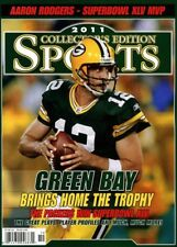 Sports Collector's Magazine Commemorative 2011 Champions GREEN BAY PACKERS