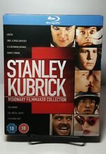 Stanley Kubrick: Visionary Filmmaker Collection (Blu-ray Disc, 2011, 8-Disc Set)