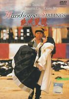 Handsome Siblings (1992) DVD Movie English Sub _Region 0_ Andy Lau, Brigitte Lin