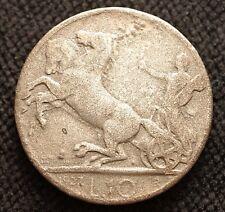 1927   Regno D'Italia 10 lire  FALSO D'EPOCA