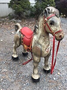vintage mobo horse Very Rare