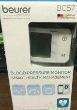 Beurer BC57 Wrist Blood Pressure Monitor Smart Health Management Healthcoach