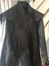 Abrigo chaqueta de cuero Bushman Biker 3XL XXXL