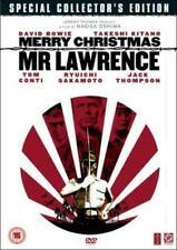 Merry Christmas Mr Lawrence DVD David Bowie, Oshima (DIR) cert 15 Fast Postage!