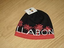 BILLABONG LADIES CONNAICT BEANIE HAT - BLACK