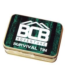 Survival Kit: BCB Adventure survival tin. Bushcraft Hiking Walking
