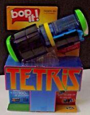 BOP IT!~TETRIS GAME~Slide It Slam It Twist It Beat the Puzzles Match Shapes NEW