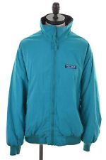 EDDIE BAUER Womens Jacket Size 14 Medium Green Nylon