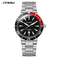 Vintage Mens Sports Watches For Luxury Brand Waterproof Male Divers Wrist Watch
