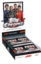 New listing  TOPPS CHROME FORMULA 1 F1 2020 HOBBY BOX Sealed