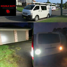 TOYOTA HIACE VAN LED REVERSE LIGHTS -SUPER BRIGHT! 2005-2018
