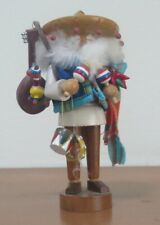 "Roman, Inc, Mexican Figurine, Holiday Ornament Nutcracker, 5"""