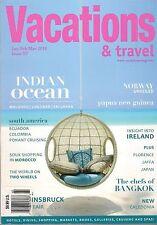 NEW! VACATIONS & TRAVEL 97 2016 Maldives Norway Ireland Sri Lanka Tanzania India