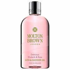 Molton Brown Rhubarb Rose Body Wash 300ml