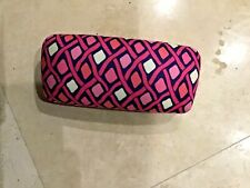 VERA BRADLEY READING GLASSES  OR  EYEGLASSES CASE DIAMONDS KATALINA  NEW