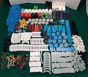 900 Fisher Price Construx Collection Parts Pieces Space Blocks Huge Vintage Lot