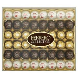 Ferrero Rocher 48 Pieces 518g BBE: 31/03/21 Collection Delicious Combination Mix