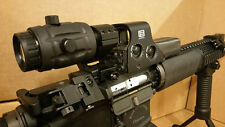 Eotech 512.A65/1 w/ 3x Vector Optics Magnifier and FTS Mount Eotech 512 Sight