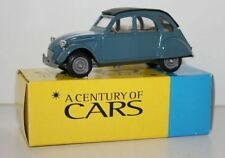 Véhicules miniatures Solido pour Citroën