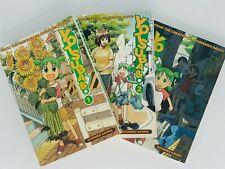 Yotsuba&! Vol. 1-3 ADV Manga Bundle English Kiyohiko Azuma Anime