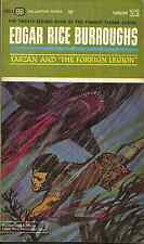 TARZAN AND THE FOREIGN LEGION Edgar Rice Burroughs - TARZAN #22 - DICK POWERS