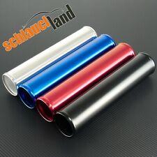 Alu-Rohr 30cm Außendurchmesser 16-114mm wählbar** Alurohr Aluminium Rohr poliert