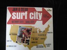 Jan & Dean-Surf City 60's-Album Vinyl LP Record