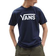 Vans T-shirt da Uomo Classic Blu Taglia M Cod VN000GGG5S2 - 9M