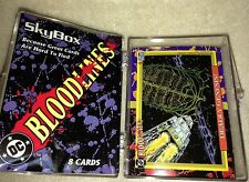 DC Bloodlines - 1993 - Skybox - Base Card Set