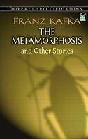 The Metamorphosis (Dover Thrift), Franz Kafka