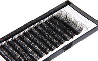 100% Real Mink Fur lashes C Curl .15 x 9 to15mm Eyelash Extension