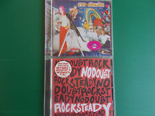 CD NO DOUBT ROCK STEADY++RETURN OF SATURN NUOVO E COME NUOVO LOOK