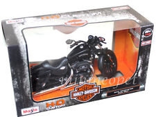 MAISTO 32326 2014 HARLEY DAVIDSON SPORTSTER IRON 883 MOTORCYCLE 1/12 BLACK