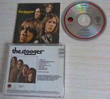 CD ALBUM THE STOOGES IGGY POP 8 TITRES 1988 ELEKTRA