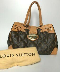 LOUIS VUITTON Monogram ETOILE Shopper Shoulder Tote Bag M41433