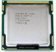 Intel Core i5-660 DUAL CORE 3.33GHz (3.46GHz TURB0) 4MB SLBTK CPU Socket 1156