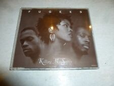 FUGEES - Killing Me Softly - Deleted 1996 UK 4-track CD single