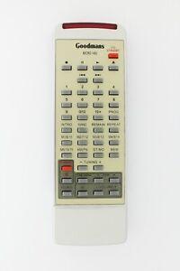 Genuine Original Remote Control for a Goodmans MICRO 1450 MICRO1450